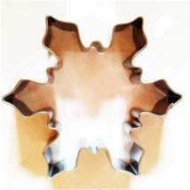 Hópehely kiszúró – hókristály kiszúró forma 6,5 cm