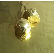 Bonbon vagy szaloncukor papír - arany