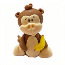 Cukorfigura - Majom