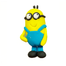 Cukorfigura - Minion két szemmel