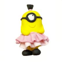 Cukorfigura - Minion lány szoknyával