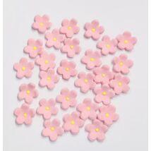 Cukorvirág - 10 db-os rózsaszín színű