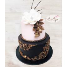 Esküvői torta - 002