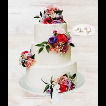 Esküvői torta - 014