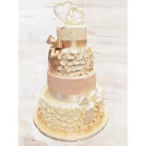 eskuvoi-torta