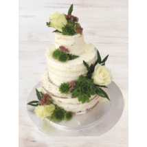 Esküvői torta - 006