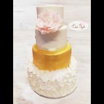 Esküvői torta - 005