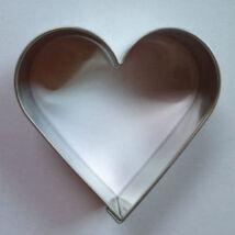 Szív linzer kiszúró