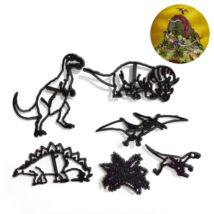 fondant-dinoszaurusz-kiszuro-szett