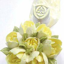 Díszítőcső - tulipán