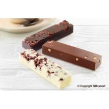 Silikomart csokoládé szelet forma