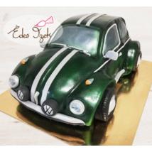 Volkswagen Bogár formatorta