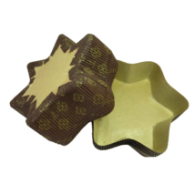 Süthető mini csillag tortaforma