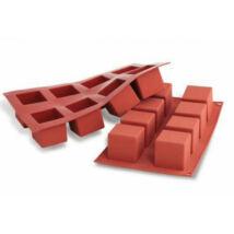 Silikomart kocka szilikon sütőforma