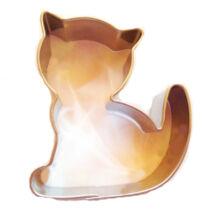 Cica kiszúró - ülő