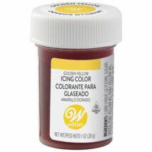 Ételszínező - aranysárga