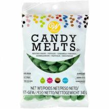 Candy Melts pasztillák - zöld