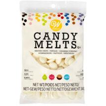 Candy Melts pasztilla - fehér