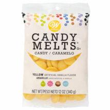 Candy Melts pasztillák – sárga