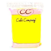 CC Fondant - sárga 1 kg