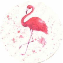 Torta ostya - Flamingó