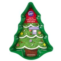 Karácsonyfa sütőforma - Wilton