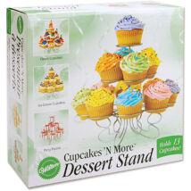 Muffin/cupcake állvány - 13 db-os Wilton