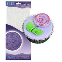 Mintázó sablon - rózsa PME