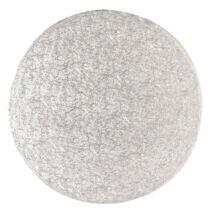 Tortadob - 30 cm ezüst