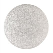 Tortadob - ezüst 35 cm