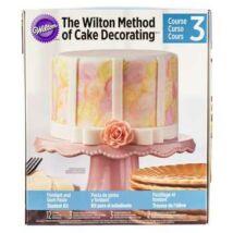 Wilton 3. készlet -és tankönyv csomag a tanfolyamon résztvevőknek - 20% kedvezménnyel!