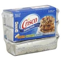 Crisco - vegetable shortening