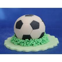 Marcipán figura - Foci labda (extra nagy)