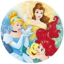 Torta ostya – Disney hercegnők közeli arckép