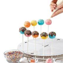 Cake pop (sütigolyó), Pops (nyalóka) díszítő állvány
