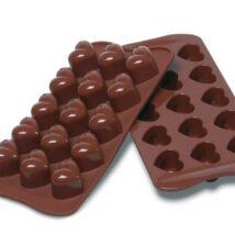 Silikomart MONAMOUR - csokoládé forma