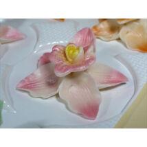 Marcipán orchidea