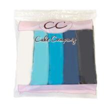 CC Fondant – tenger színei 5x100g