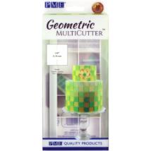 Geometrikus kiszúró szett - négyzet (3 db-os)