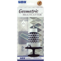 Geometric kiszúró szett - rombusz (3 db-os)