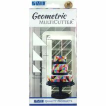Geometric kiszúró szett - háromszög (3 db-os)