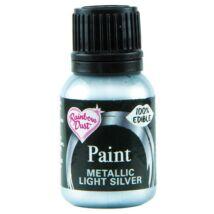 Felületi festék - gyöngyházfényű ezüst
