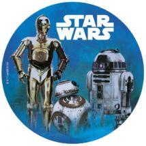 Torta ostya - Star Wars Robotok
