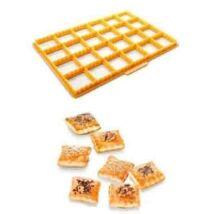 Tésztakiszúró rács-négyzet