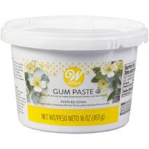 Dekorációs- és virág modellezős cukor massza - 453 gr
