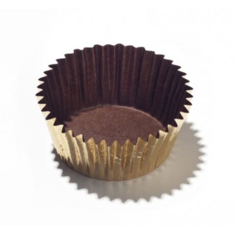 mini-muffin-papir-arany-szinben
