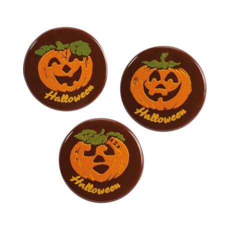 Halloween-es étcsokoládé tábla - 10 db