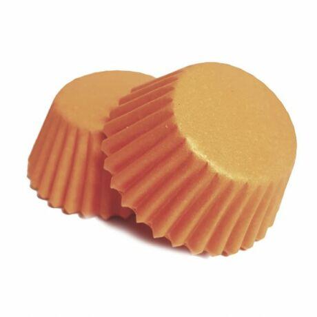 muffin-papir-narancssarga-szinu