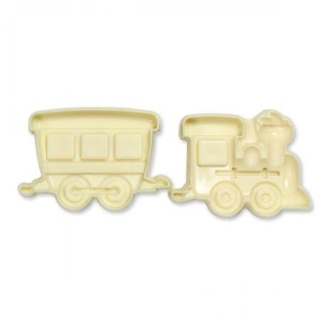 Vonat és vagon kiszúró