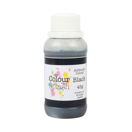 airbrush-etelfestek-fekete-színben
